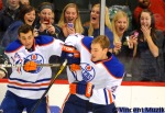 Edmonton Oilers -- Jordan Eberle and Taylor Hall