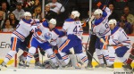 The Five-Wide Defense? Edmonton Oilers at Minnesota Wild