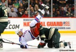 New York Rangers Michael Del Zotto against the Minnesota Wild