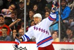 New York Rangers' Martion Gaborik scores his 38th against the Minnesota Wild